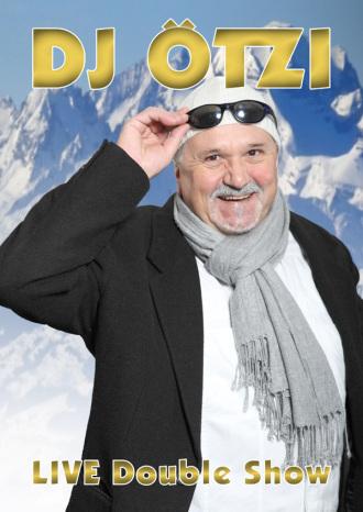 Rudi als DJ Ötzi Double