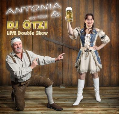 Oktoberfest-Stimmungsmusik mit DJ Ötzi & Antonia Double